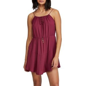 Free People Shake It Up Mini Dress Size L
